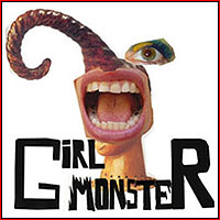GIRL MONSTER - 3 CD compiled by CHICKS ON SPEED RECORDS